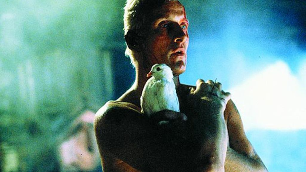 Rutger Hauer en 'Blade Runner'