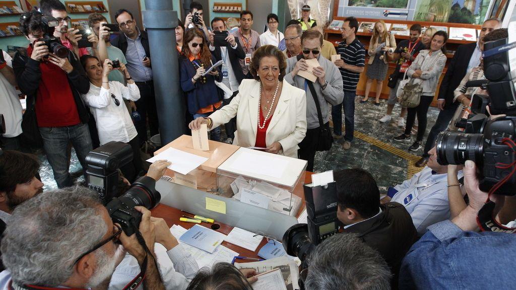"""Rita Barberá: """"A mi nadie me puede quitar el honor de haber sido alcaldesa"""""""