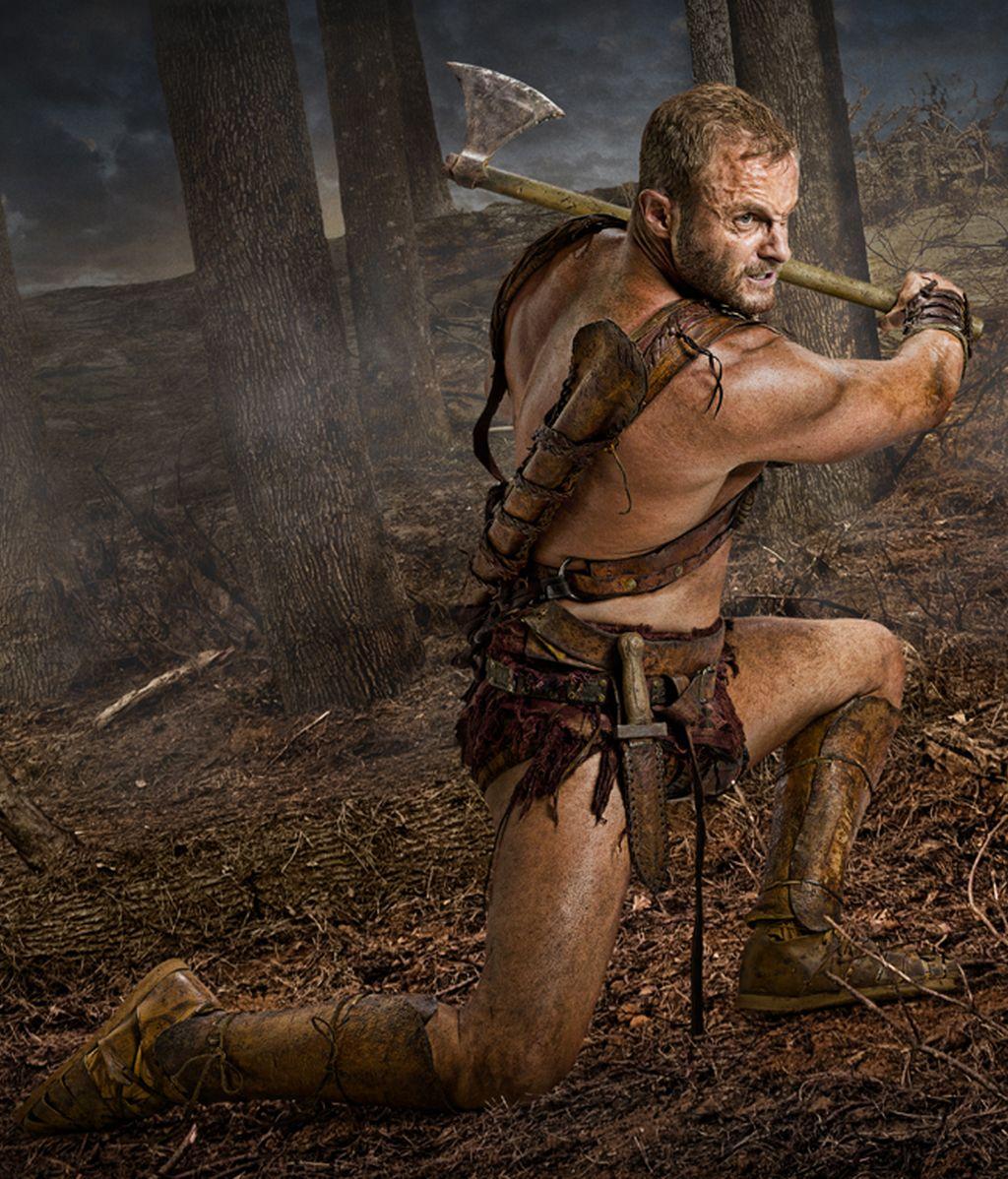 Un gladiador empieza desde abajo