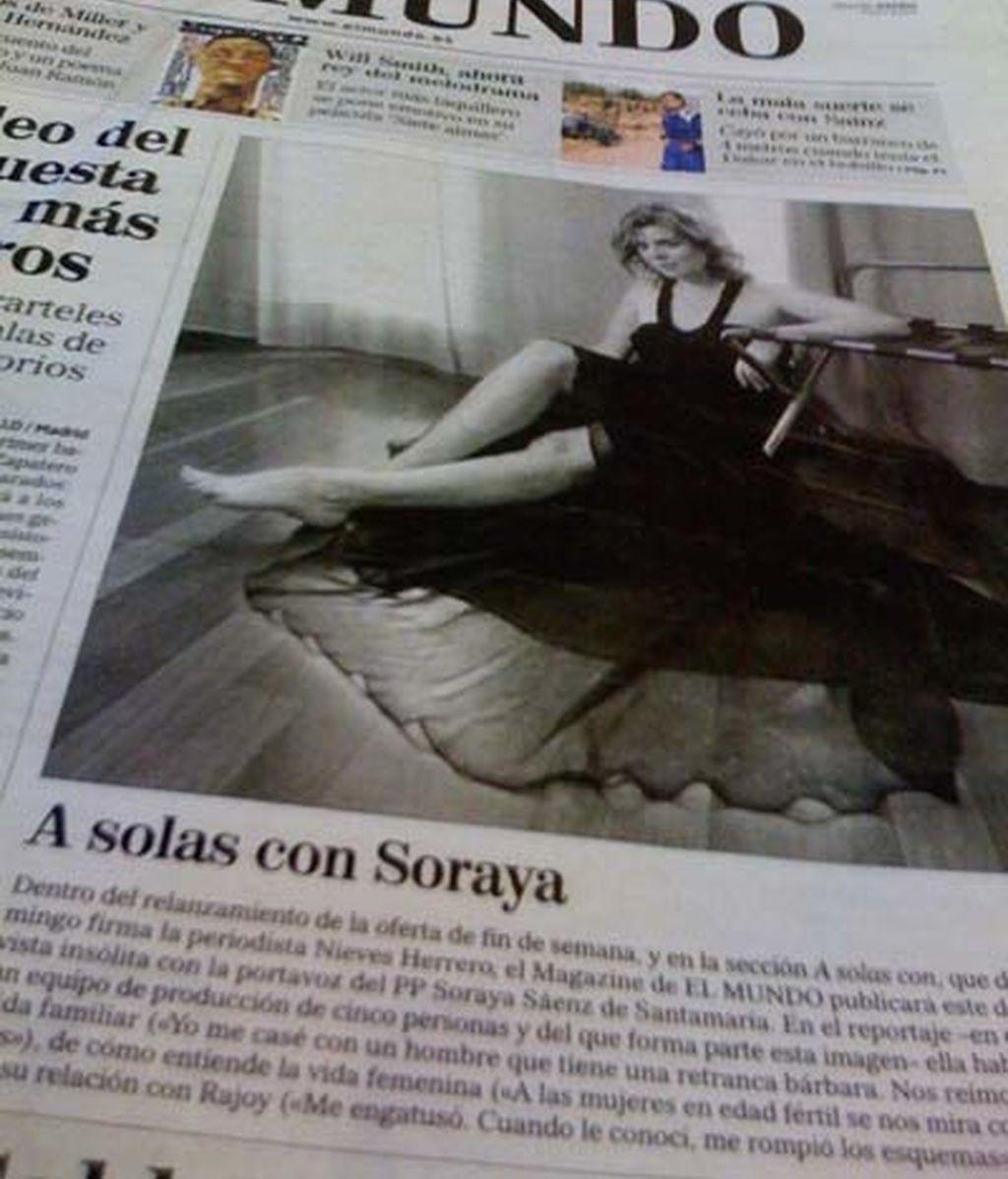 El posado de Soraya