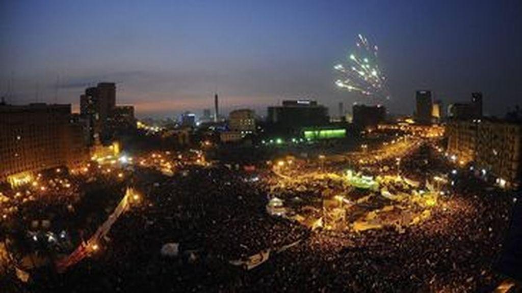 Manifestaciones de Egipto
