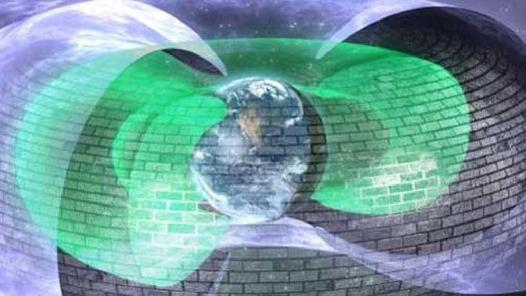 Descubren un escudo invisible como el de Star Trek a miles de kilómetros de la Tierra
