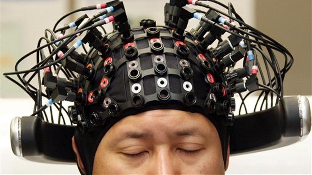 Controla el robot con la mente
