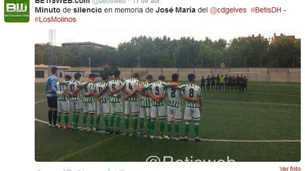 Twitter Betis División de honor
