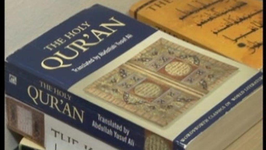 Condenan la quema del Corán