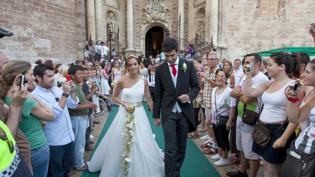 Todas las fotos de la boda de Raúl Albiol
