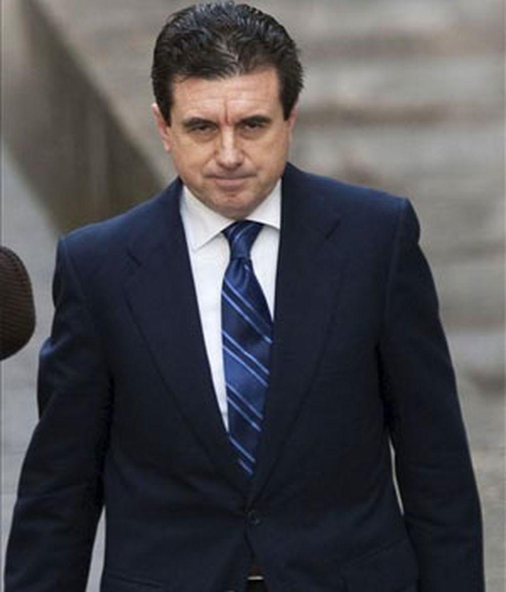 Matas se enfrenta a una imputación por doce delitos de corrupción. Foto: EFE.
