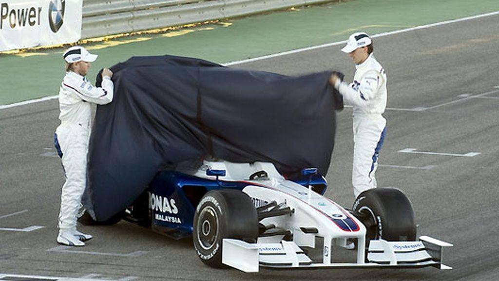 F109, el nuevo monoplaza de BMW