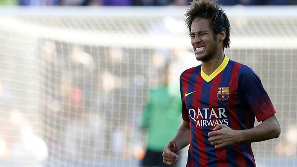 El Barça se deja media liga en Pucela