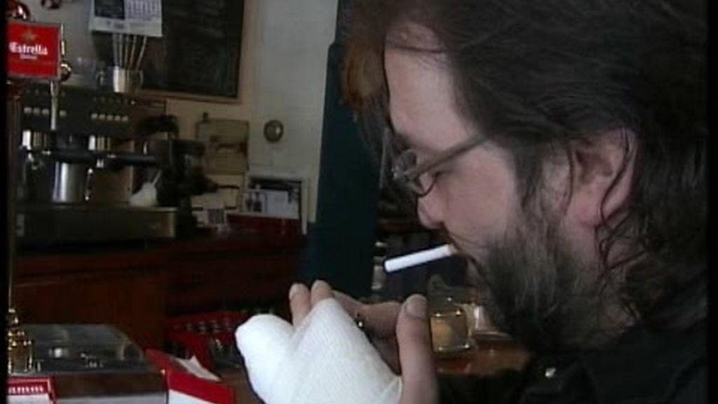 Dura Ley antitabaco en Euskadi