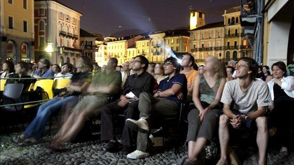 Durante la semana que se prolonga esta actividad artística, se exhibirán alrededor de 40 películas y coproducciones de España, Bélgica, Cuba, Argentina, Bolivia y Chile. EFE/Archivo