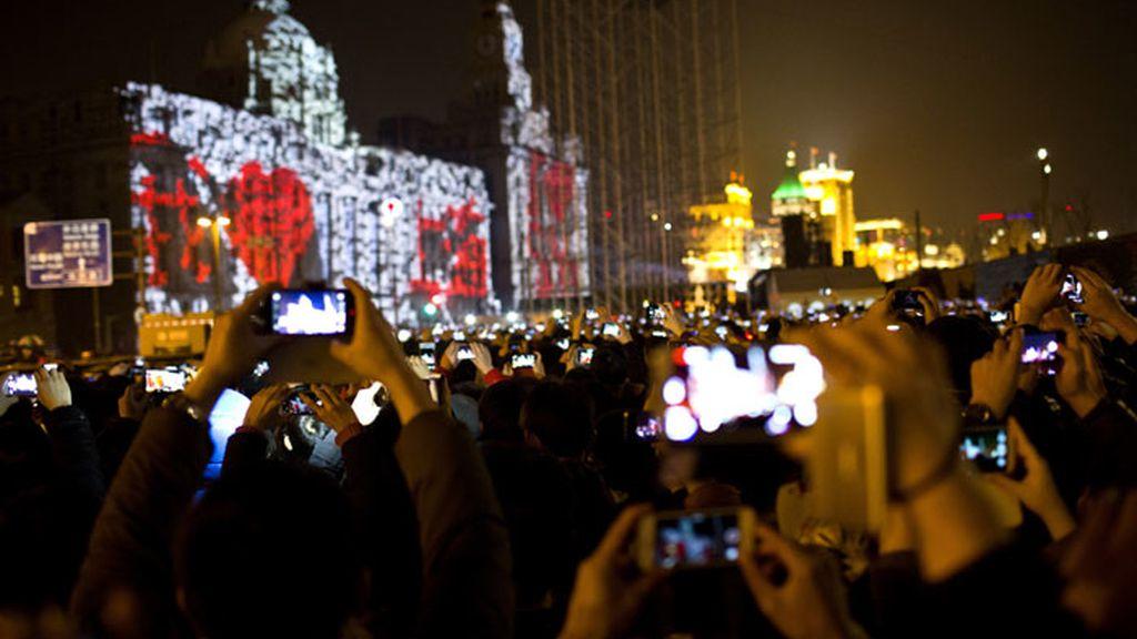 Cuenta atrás para entrar en el 2014 en Shanghai
