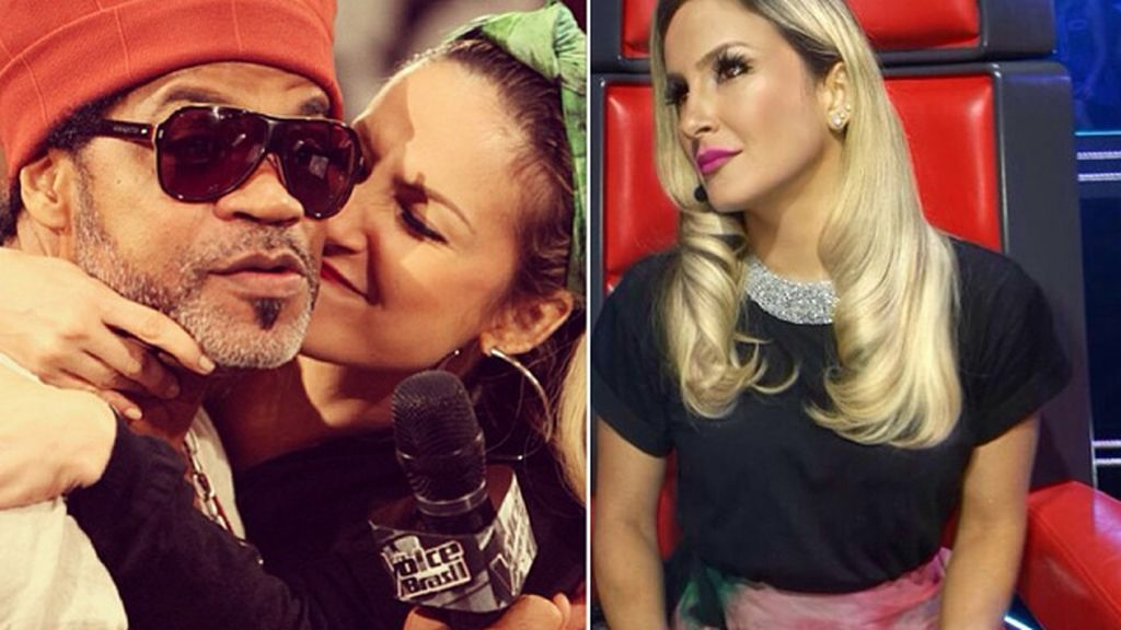 De amiga de Carlinhos Brown a 'coach' de La Voz