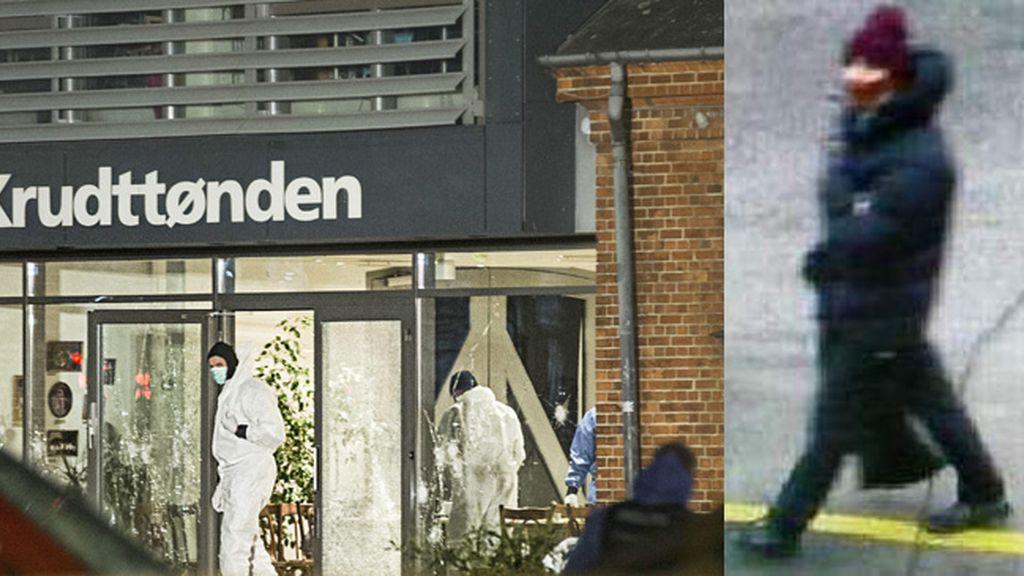 Ataque terrorista en Copenhague