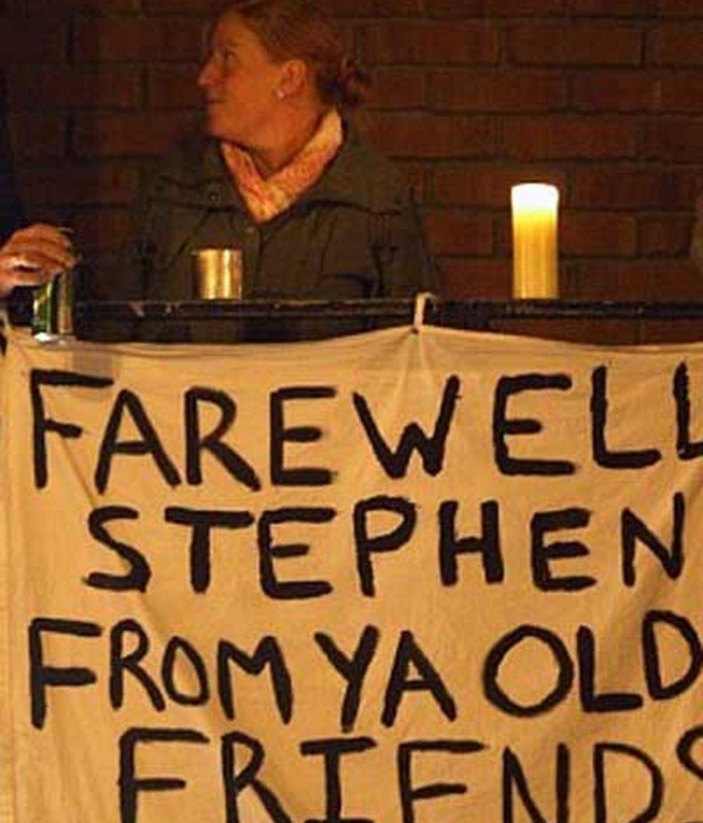 Adiós, Stephen
