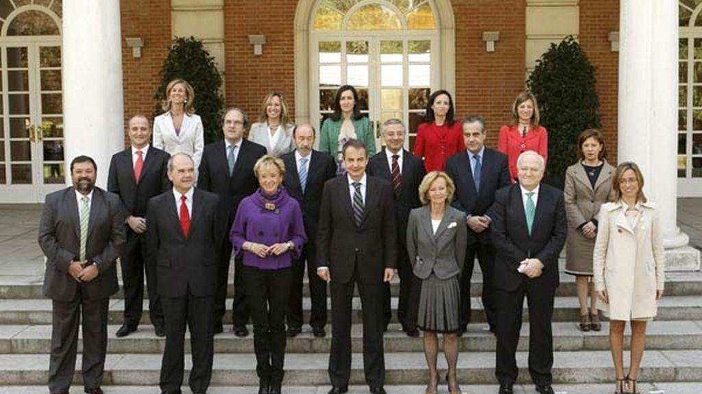 El nuevo Gobierno