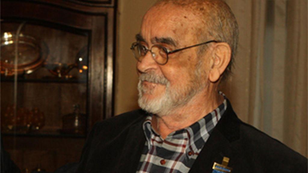 Fallece el cantautor, político y escritor José Antonio Labordeta tras una larga enfermedad