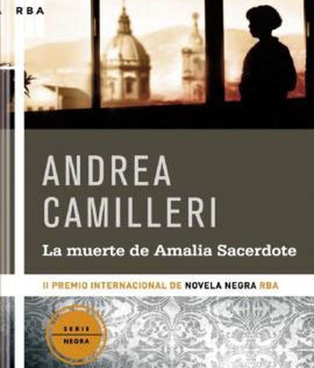 LA MUERTE DE AMALIA SACERDOTE (ANDREA CAMILLERI)