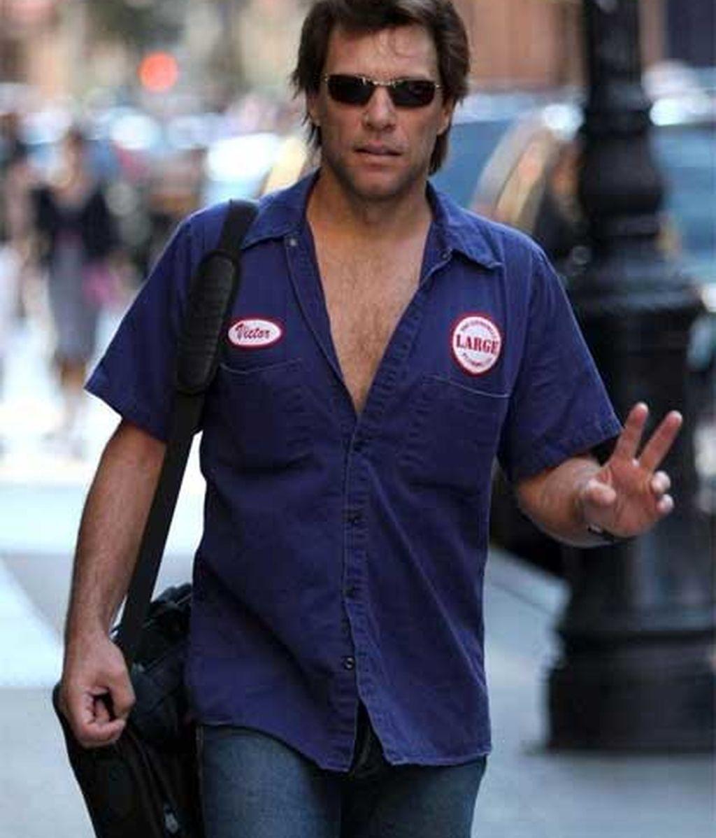 Jon Bon Jovi, el  rockero más sexy