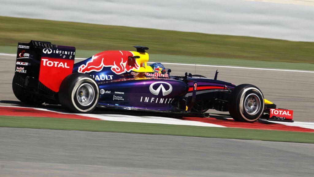 "Vettel: ""No hemos rodado tanto como nos hubiera gustado"""