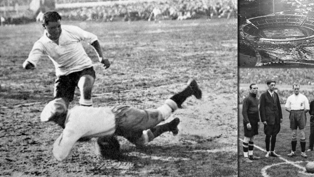 El Centenario o cómo el fútbol se hizo mundial