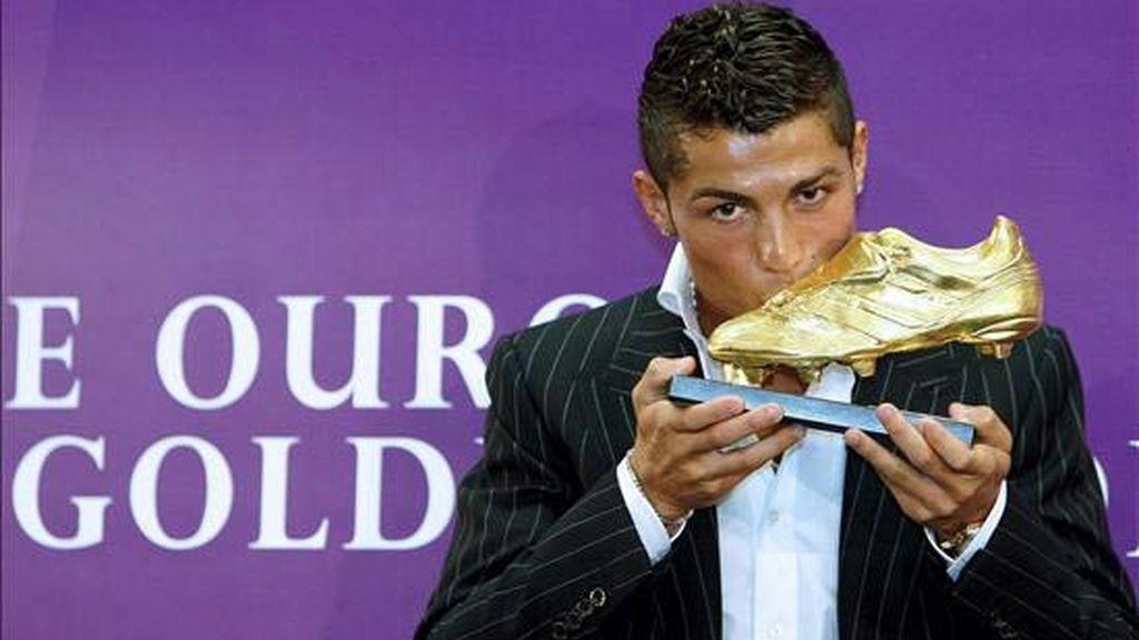 Bota de Oro 2008