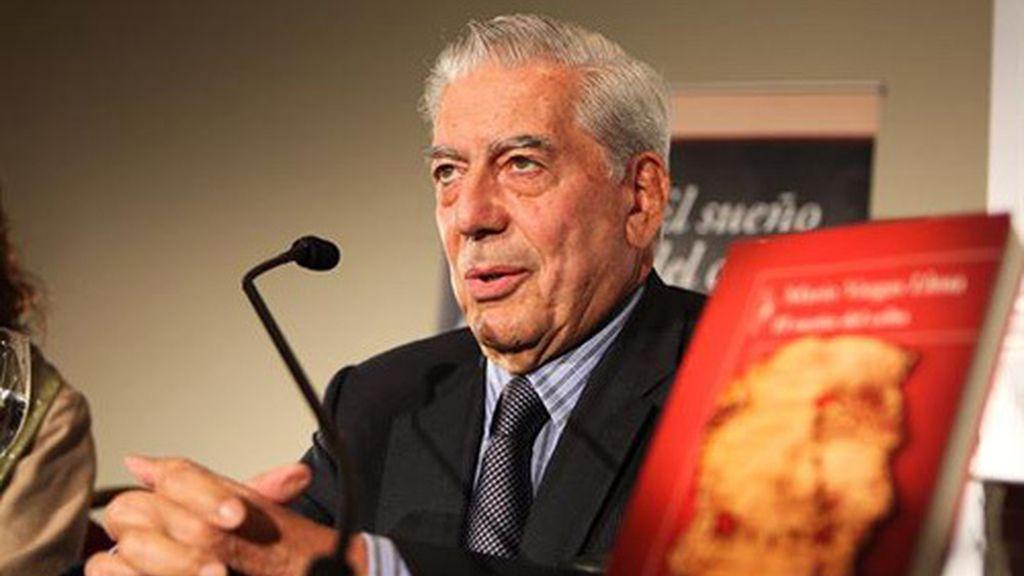 Vargas Llosa publicará en septiembre su nueva novela, 'El héroe discreto'