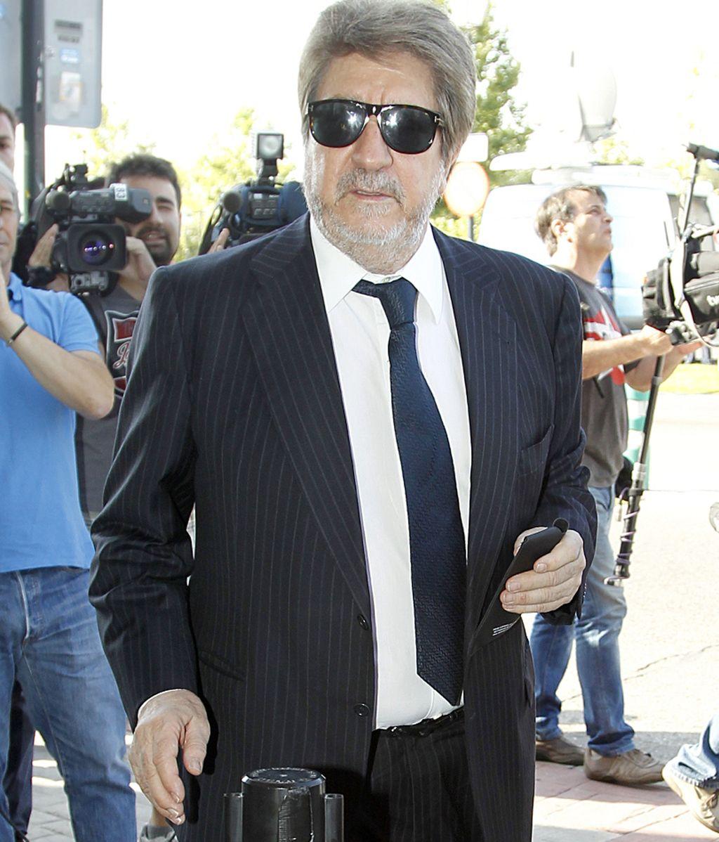 Andrés Vicente Gómez, marido de Concha