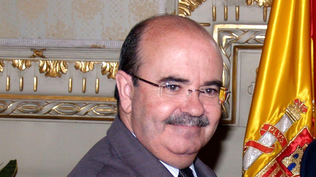 Gaspar Zarrías, exvicepresidente de la Junta de Andalucía