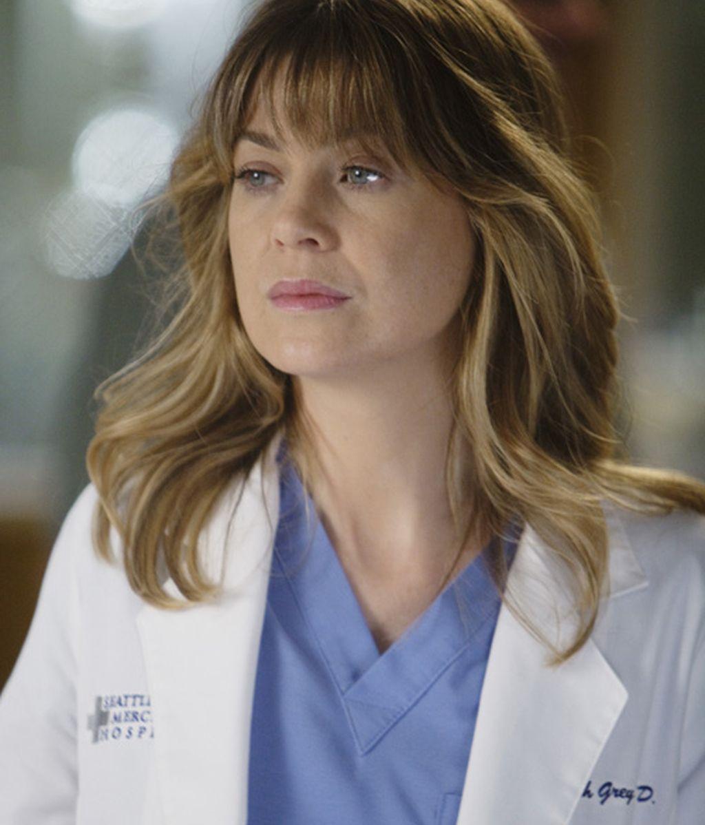 La evolución del peinado de Meredith Grey en 10 pasos