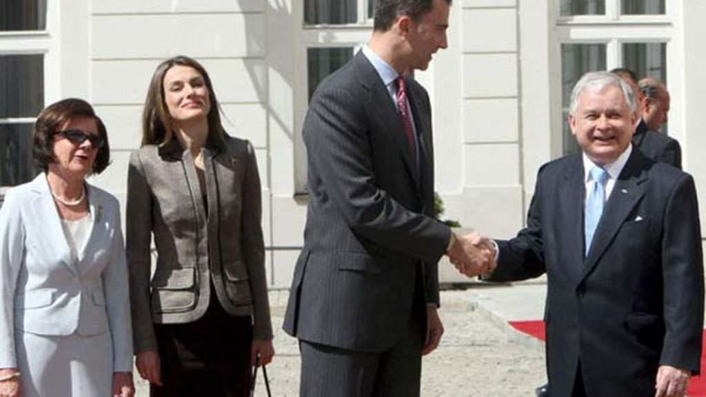 Lazos entre Polonia y España