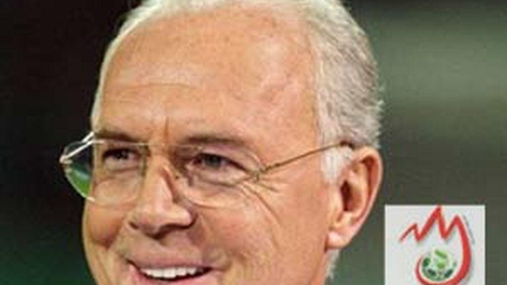 El kaiser Franz Beckenbauer