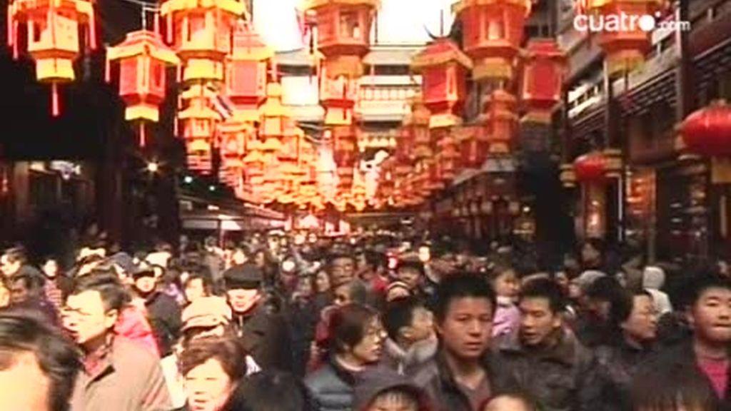 AVANCE. Sanghai: La perla de Oriente