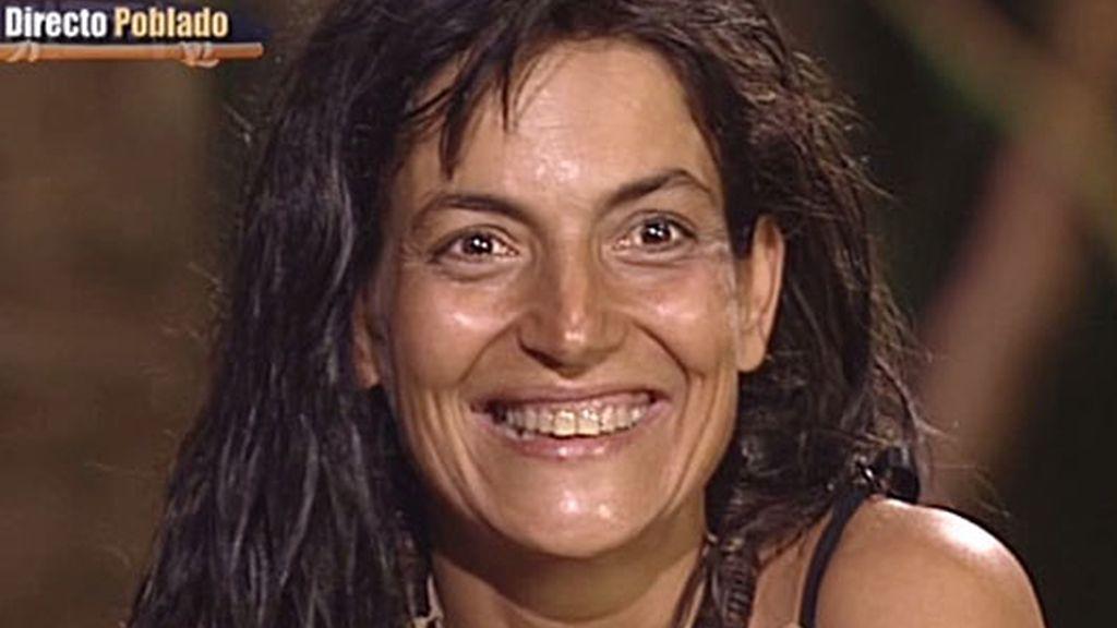 Lely Céspedes, primera finalista de 'Supervivientes' gracias a la prueba de líder