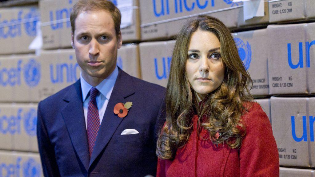 Kate y William podrían estar esperando un hijo