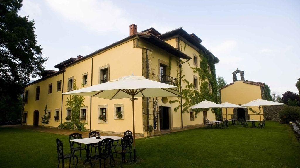 Palacio de Cutre en Asturias