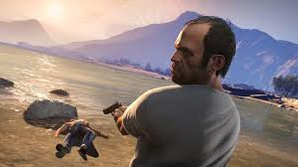 Grand Theft Auto, GTA V
