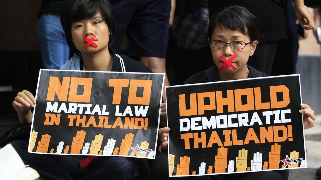 Tailandia,periodistas asesinados,censura prensa,Periodismo