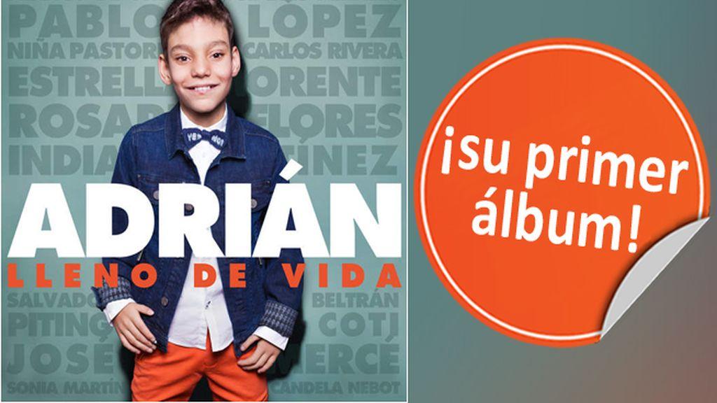 Disco Adrian Lleno de vida Levántate