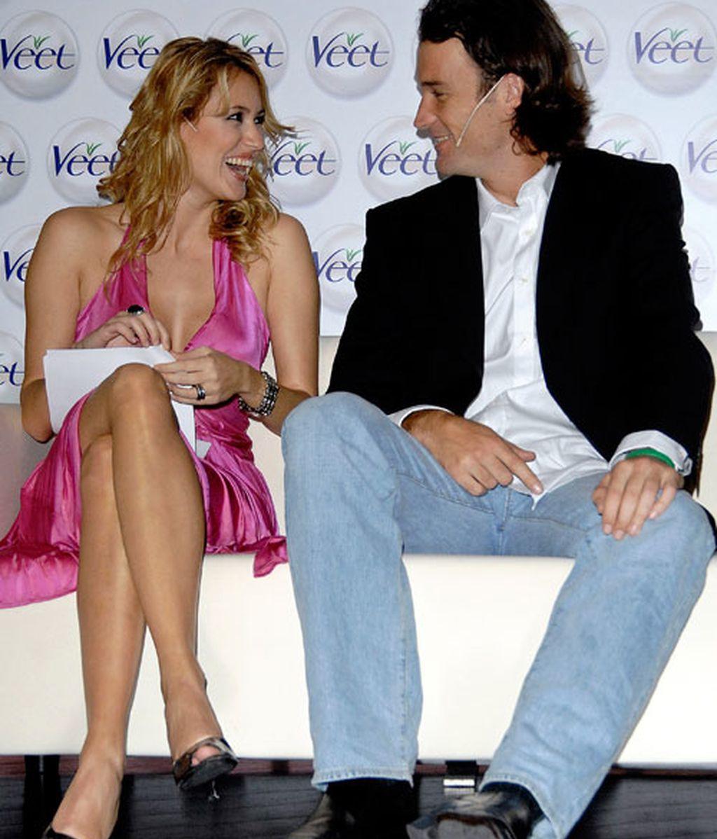 Carolina y Carlos ya son marido y mujer