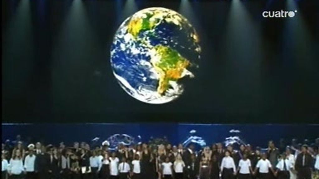 Homenaje a Michael Jackson - We are the world/ Heal the world