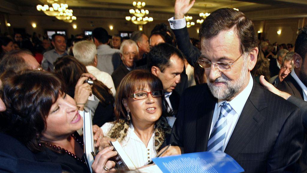 """Rajoy dice no tiene una varita mágica """"para resolver los problemas"""""""