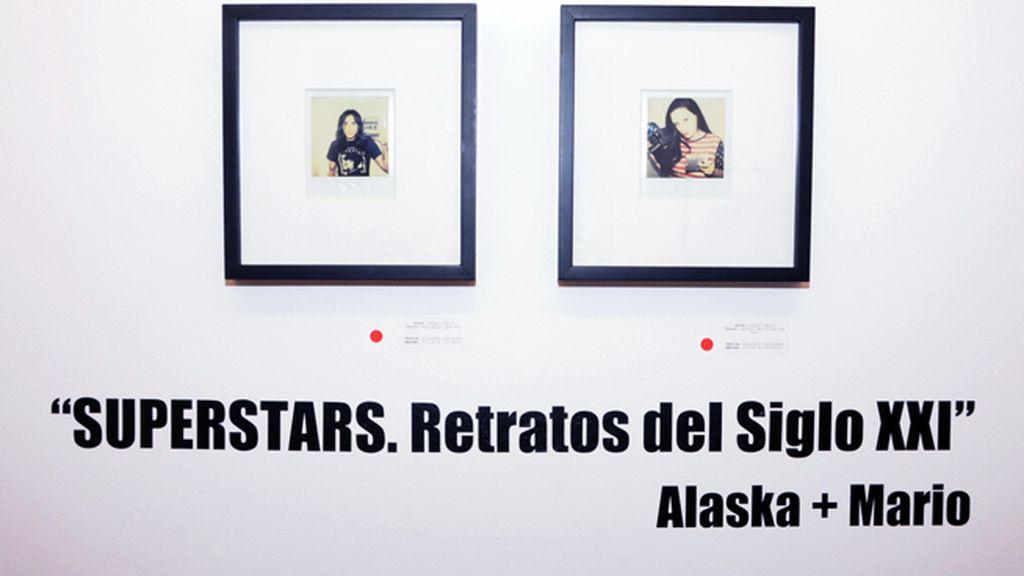 Alaska y Mario debutan como fotógrafos con su exposición en La Fresh Gallery