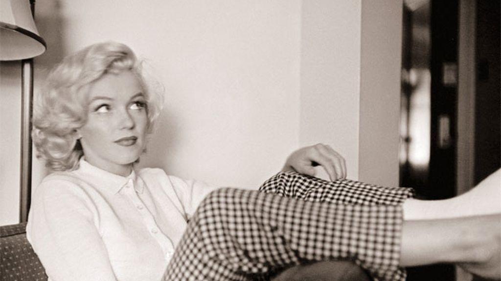 Imágenes inéditas de Marilyn Monroe