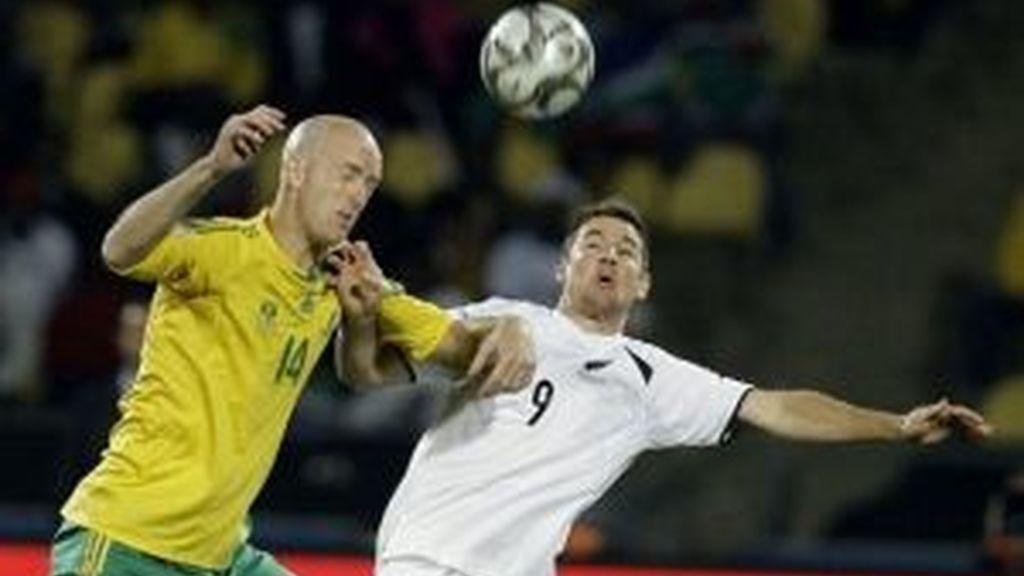 Crónica en imágenes del partido. Video: Informativos Telecinco.