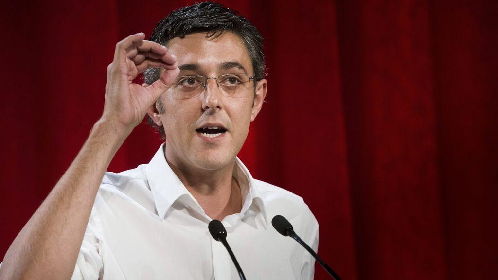 Eduarno Madina quiere renovar el PSOE