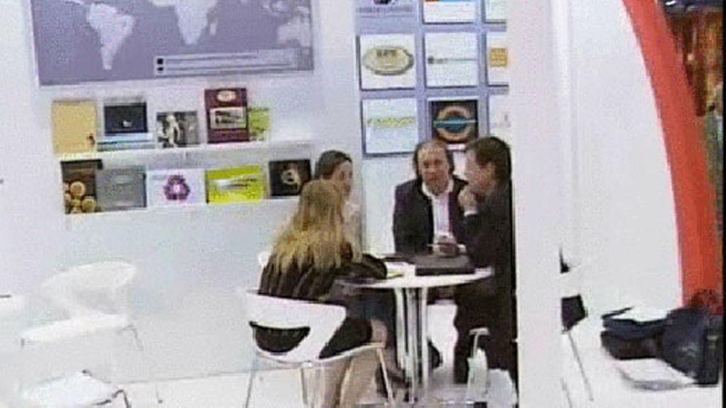 Expofranquicia. Vídeo: Telecinco