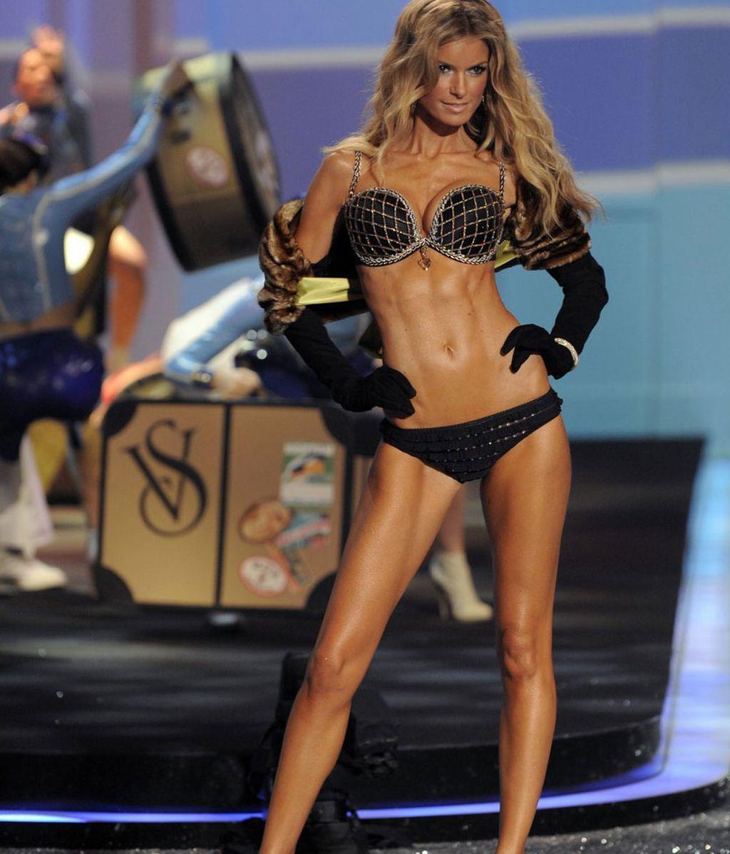 La modelo de Victoria's Secret, Marissa Miller, ha dado a luz a su primer hijo