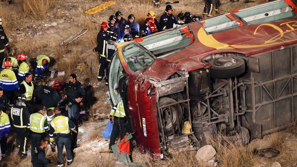 Accidente de autobús de Cieza