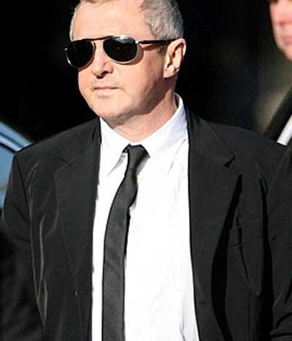 Louis Walsh, manager de Boyzone